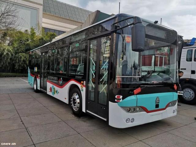 数据 | 纯电动公交车采购占比达96.3%