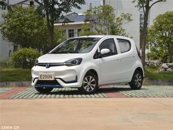 江铃新能源2018销量近5万 19年再推三款新车