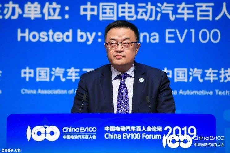 声音 | 尤峥:东风规划到2025年推出85款新能源车