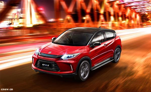 广本首款纯电动SUV VE-1来袭!不惧市场考验