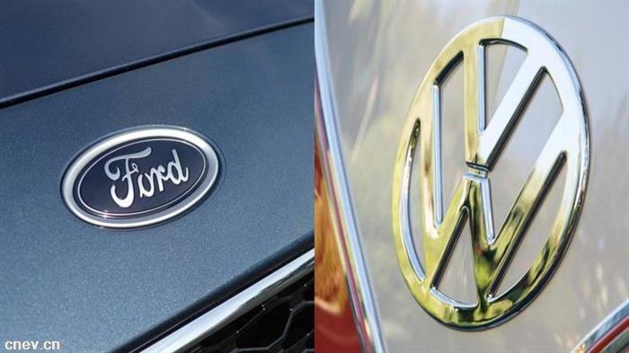 大众福特正式组建联盟 将共同开发商用车和中型皮卡