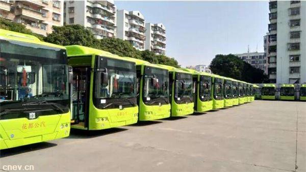 """湖南长沙纯电动公交车要超50% 将建成智慧交通""""大脑"""""""