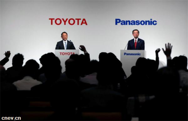2020年成立合资公司 丰田松下联合生产动力电池