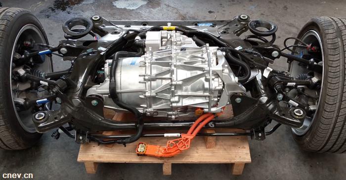 特斯拉发布新电泵设计专利