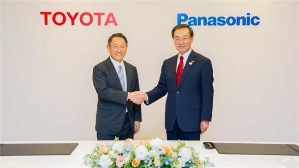 2020年建成 丰田将与松下合作电池公司