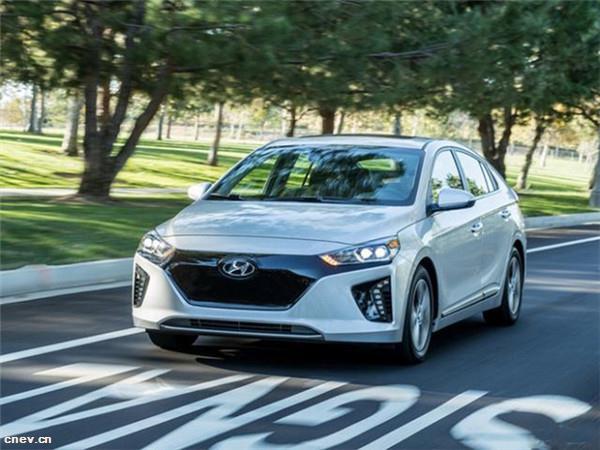 现代将推新款纯电动车型 续航提升51.2%