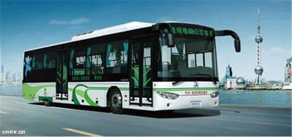 上海:新投入使用的公交车将全部采用新能源车