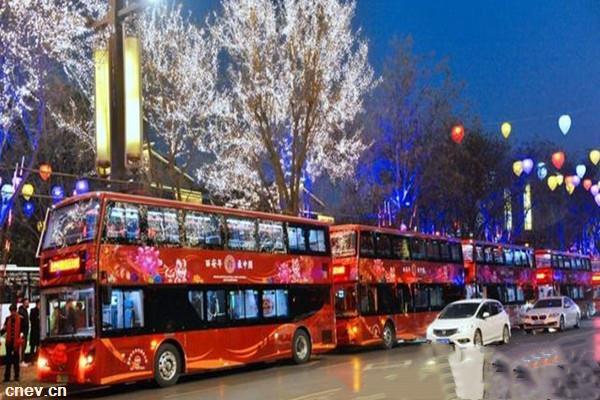 陕西?#20309;?#23433;投放200辆比亚迪纯电动巴士