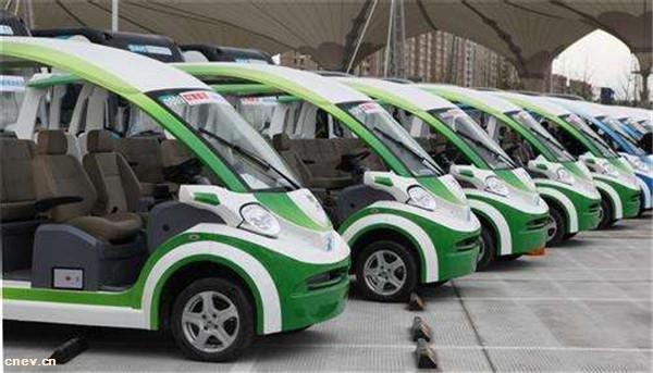 上海新能源汽车保有量近24万辆 保持全球领先