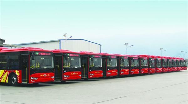 多地力推新能源公交 北京、上海、西安市场潜力大