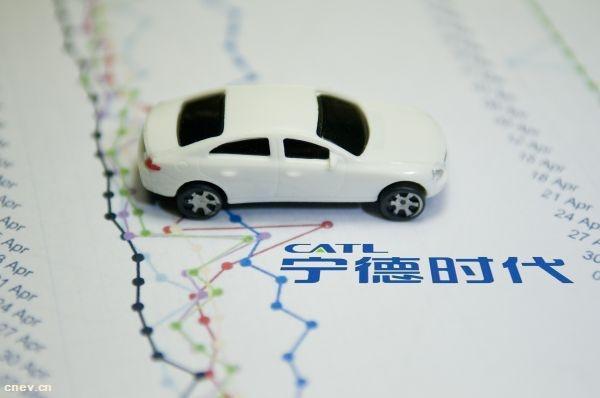 动态   宁德时代与本田携手开发全新电动汽车
