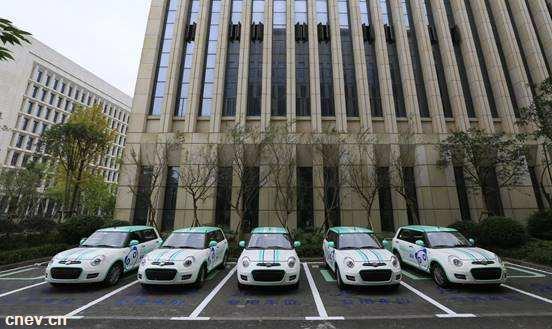 外资车企涌入中国新能源汽车市场 多少企业能胜出?
