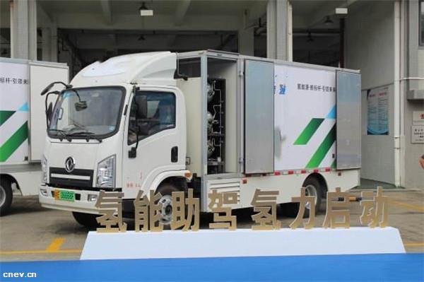 """11省市发布氢能产业发展规划 燃料汽车""""十城千辆""""真的要来了?"""