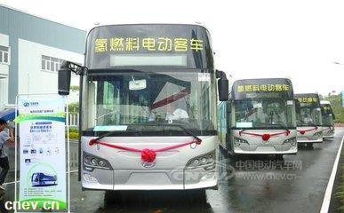 20日EV早报:爱驰收购陆风汽车,获电动车生产资质;广东佛山推广新能源公交