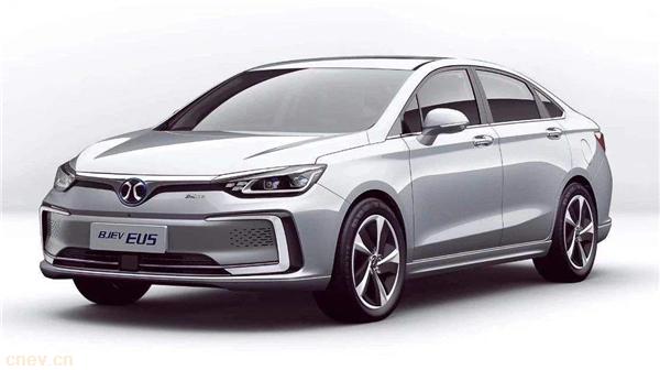 18年五款最畅销的新能源车型:北汽上榜,吉利成最大赢家
