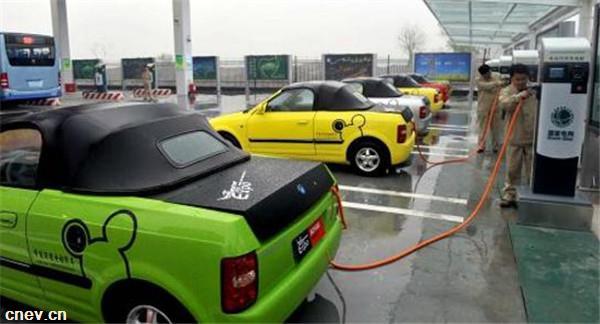 海南:2019年将新建4万个以上汽车充电..