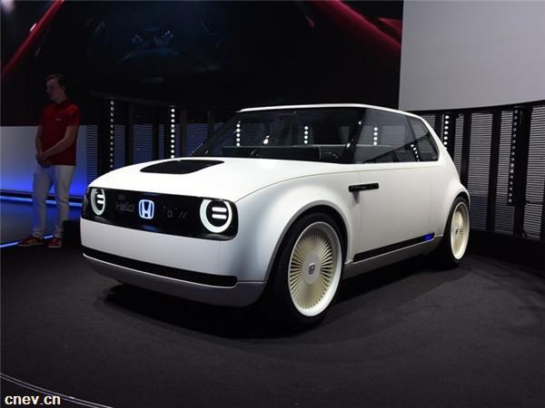 """又一员猛将加入新能源汽车战局,本田注册""""Honda e""""商标"""