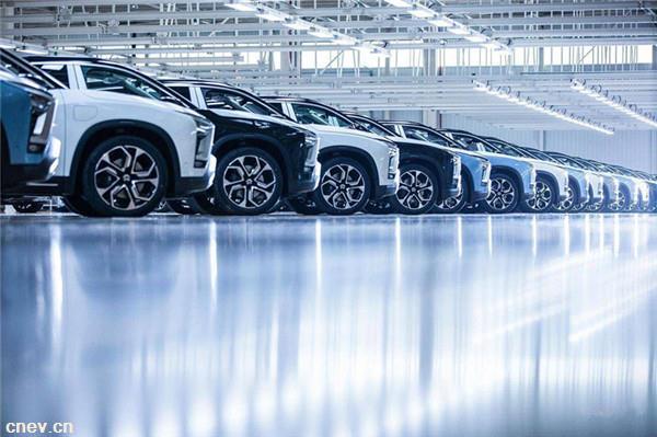 """合肥经开区:新能源汽车产业跑出""""加速度"""""""