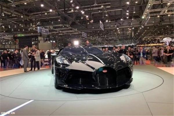 布加迪计划推出纯电动车 力求性能与舒适性之间的平衡
