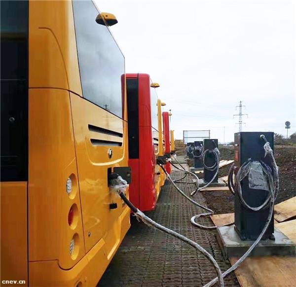 追日电气走进童话王国丹麦 书写绿色能源新篇章