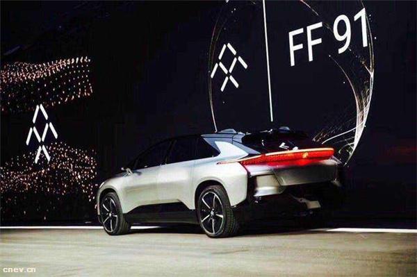 FF携手九城 将在华投产销售全新电动品牌车型V9