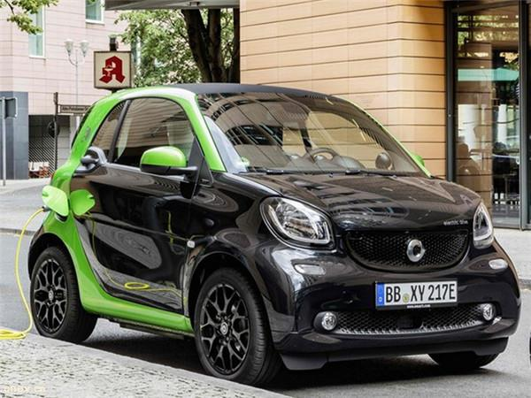 奔驰或与吉利合作 在华生产纯电动smart