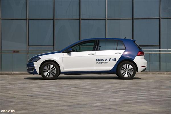 大众汽车:三款纯电动车将于年内上市