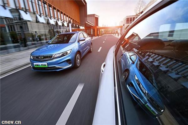 吉利帝豪GL PHEV版本来袭!带来高质感插电混动乘车新体验