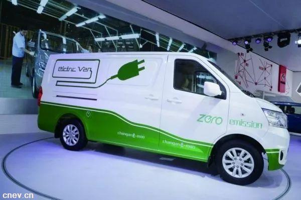 深圳:首批超2万辆纯电动物流车将拿到运营补贴