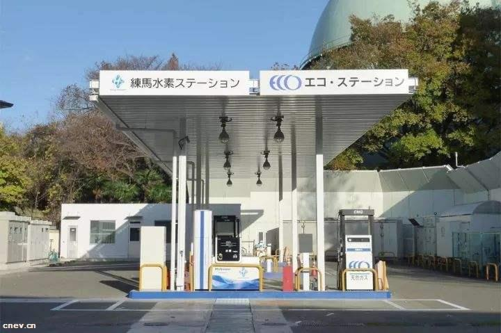 多地谋划建设加氢站 成本仍比充电站贵3倍