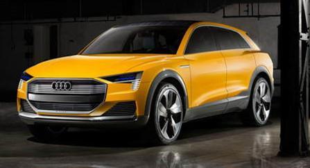 奥迪加速氢燃料电池技术研发,与电动汽车并举