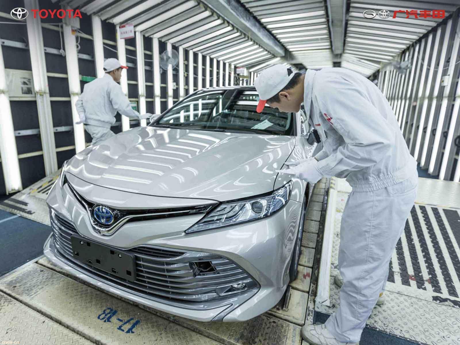 8EV早报:广汽丰田:扩建新能源/投建发动机项目;奥迪首款国产电动SUV 30万起售,最快6月上市