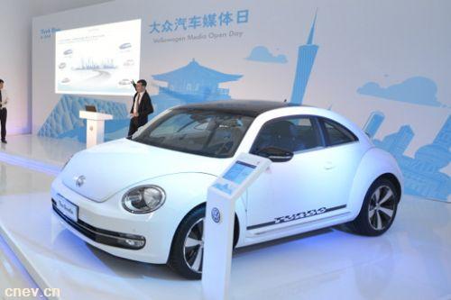 大众电动汽车2020年销量目标50万,寄望中国与欧洲