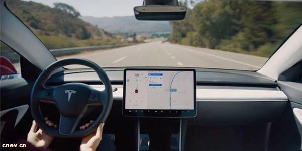 电动汽车新方向?特斯拉将推8大功能更新
