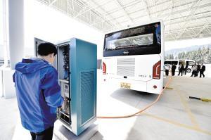 云南新能源车监管服务接入国家平台