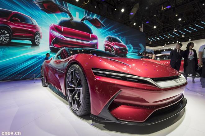 外媒:新能源汽车走势好,未来20年中国将主导电动汽车市场
