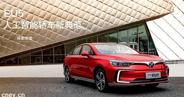 北汽福田收到国家新能源汽车推广补贴6.5亿