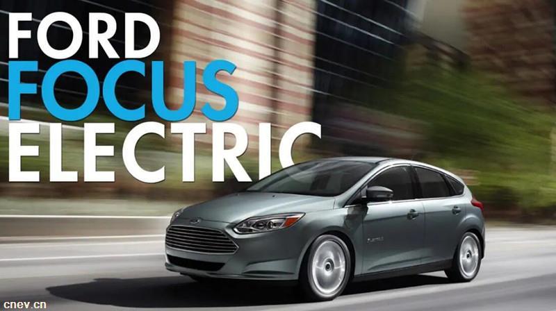 福特准备大举进军电动汽车市场,将携手大众
