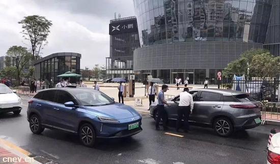 小鵬汽車回應老車主維權:新方案或一兩天內出爐