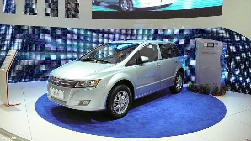 比亚迪:上半年新能源车销量增95%,纯电动车增逾300%