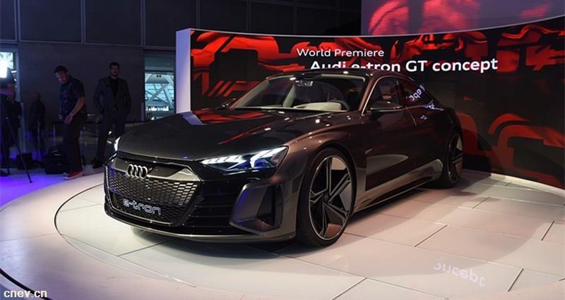 奥迪改建德国工厂 2020年底量产首款电动轿车