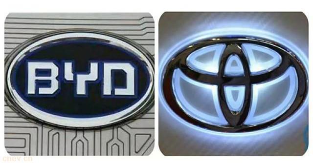 比亚迪与丰田合作 探讨纯电动车及动力电池开发