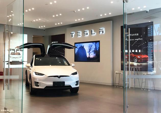 特斯拉预计年底前在上海工厂投产Model 3电动车