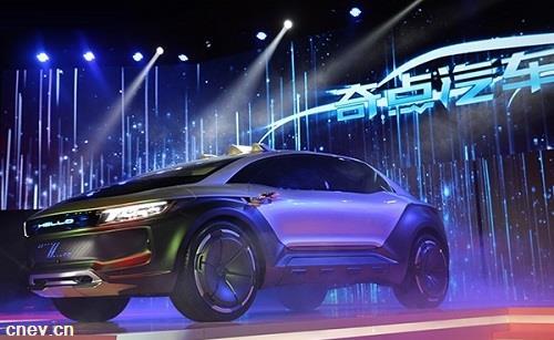 奇點汽車副總裁范星:跨界造車系資本看好新能源汽車