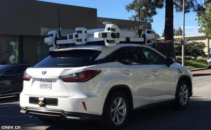 苹果扩大自动驾驶测试团队