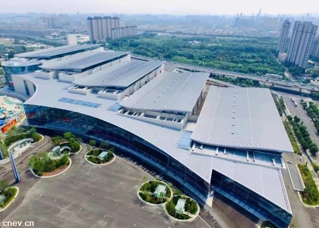 倒計時8天! 2019第十四屆中國(濟南)新能源汽車展覽會即將開幕