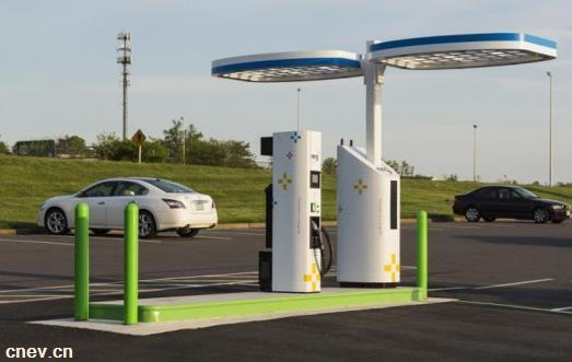 电动车里程碑 英国充电站数量超加油站