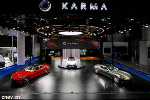 Karma汽车亮相成都站,豪华增程式电动车究竟如何?