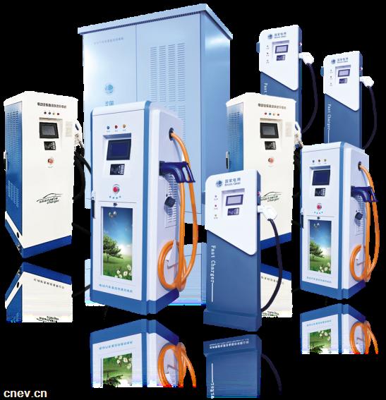 北京最大充电站投用 单日提供1300车次