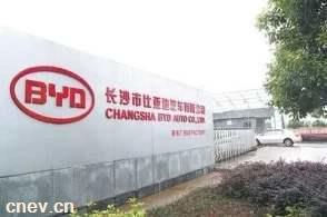 比亚迪预研全新纯电平台 首款车型将于明年上海车展首发